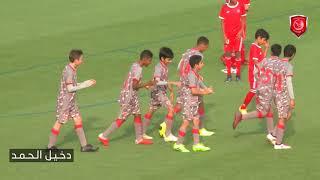 كأس الواعدين تحت 13 | ربع النهائى | الدحيل 1 / 0 العربي | السبت : 2019/2/23
