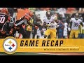 Week 6: Pittsburgh Steelers vs. Cincinnati Bengals | Game Recap