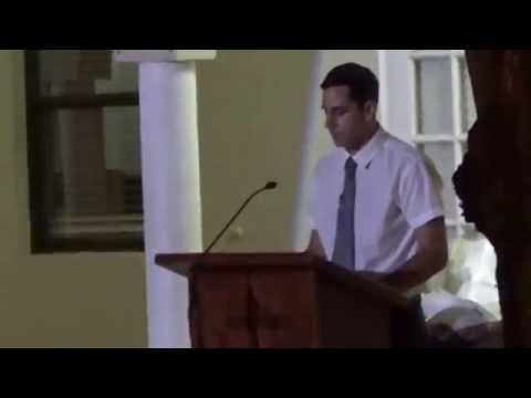 St  Ignatius Catholic School, Grand Cayman - Carol Service 2014