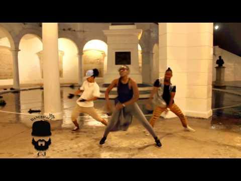 Vybz Kartel - Win  Dancehall C3 ft Acttitude Gyal  Coreografia