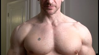 How To Get A Big Chest  - Best Chest Workout Without Bench Press With Push Ups With Victor Costa