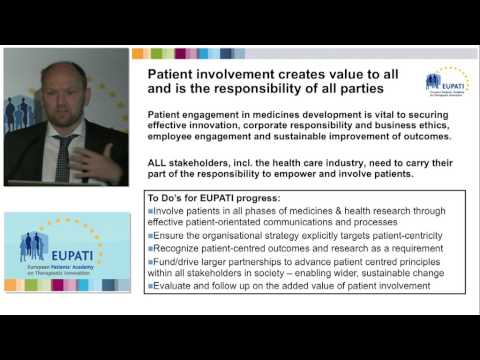 Rome Conference 2013 -  Best practices, 'DAWN2 Study'