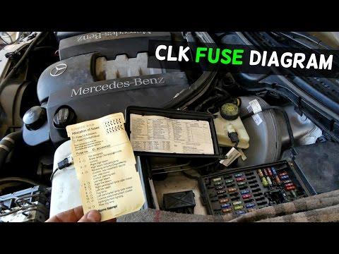 350 clk electrical wiring diagram mercedes w208 fuse location diagram clk200 clk230 clk 320 clk430  diagram clk200 clk230 clk 320 clk430