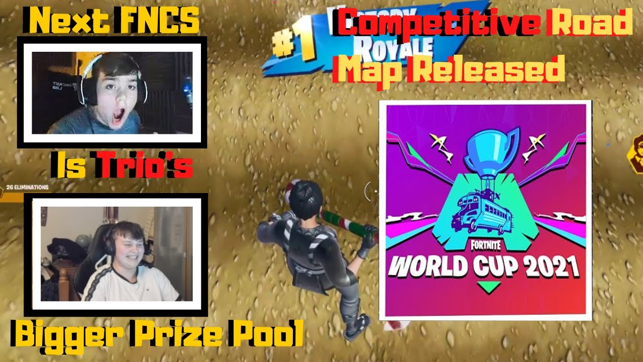 Fortnite World Cup 2021
