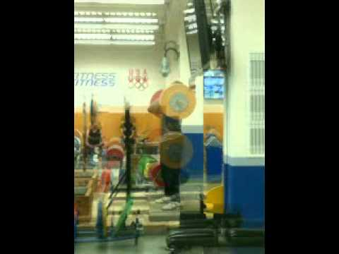 Usa Weightlifting Level 1 Sports Performance Certification Youtube