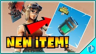Fortnite Battle Royale | NEW UPDATE 2 3 Added Patch Notes, NEW ITEM CHUG JUG! SPRINT LOCK & MORE!