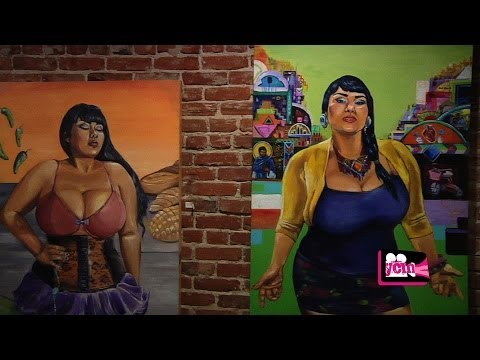 Mujeres de Juarez Art Show