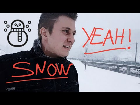 Norway SNOWSTORM | Vlogg
