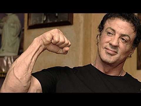 SYLVESTER STALLONE BEST INTERVIEW -