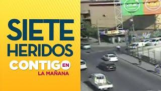 Mujer de 59 años falleció tras balacera en Plaza de Maipú - Contigo En La Mañana