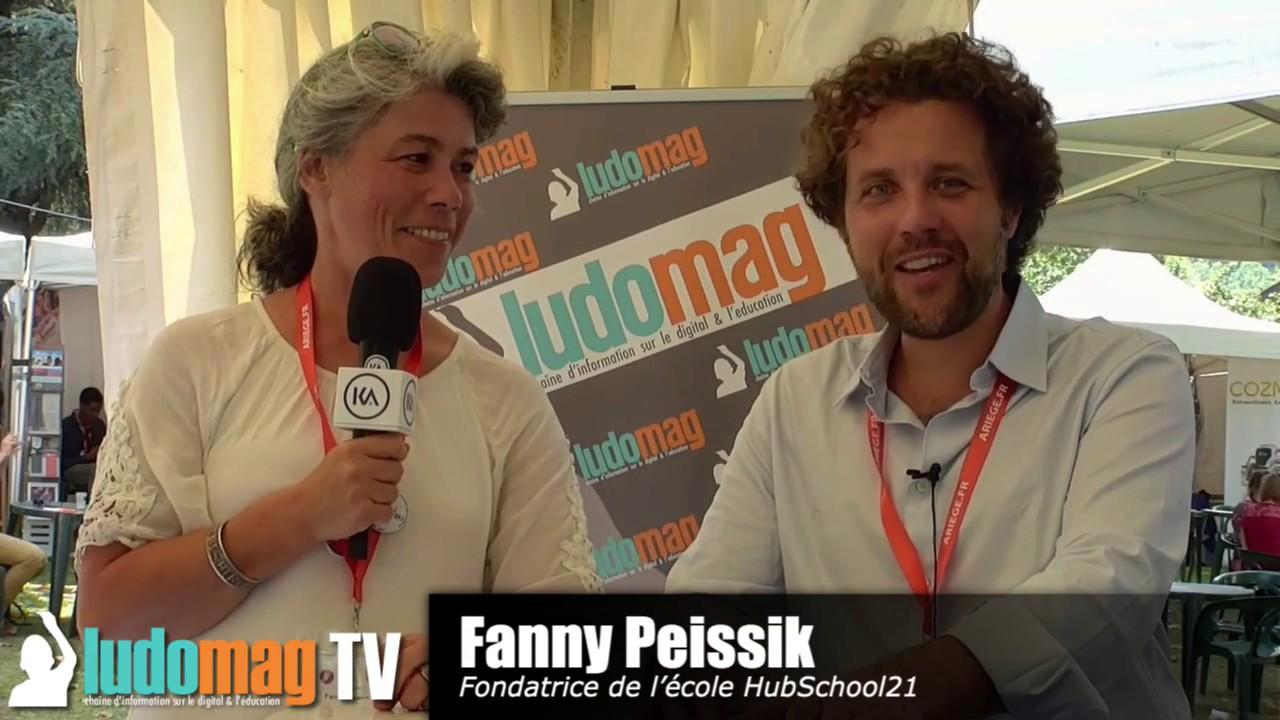 Interview de Fanny Peissik - Découverte de Hub School 21 et de sa philosophie
