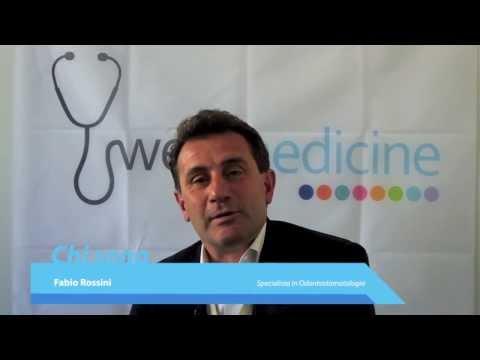 Dott. Fabio Rossini - Specialista in Odontostomatologia - Presentazione