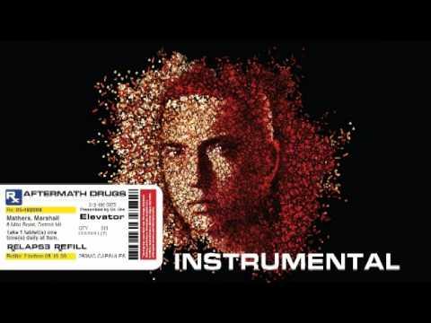 Eminem - Elevator (Instrumental Version 2)