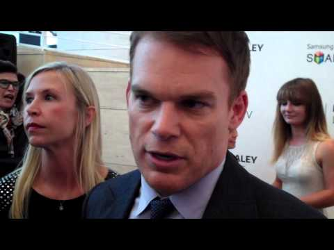 Michael C. Hall talks about saying good-bye to 'Dexter'