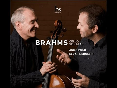 Asier Polo and Eldar Nebolsin record Brahms Sonatas: making-of !!