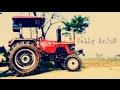 Mahindra Arjun 555 on tiller high speed