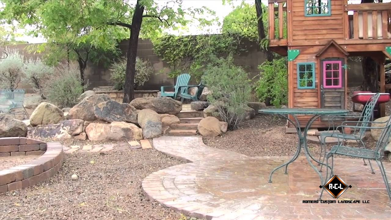 installing pavers in arizona by romero u0027s pavers youtube