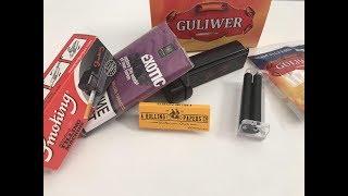 Обзор и инструкция по использованию набивочных и закруточных машинок для табака
