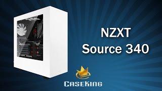 NZXT Source 340 - Caseking TV