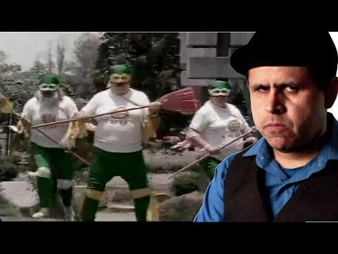 Las Caguamas Ninja - Lo mejor de lo peor del cine mexicano