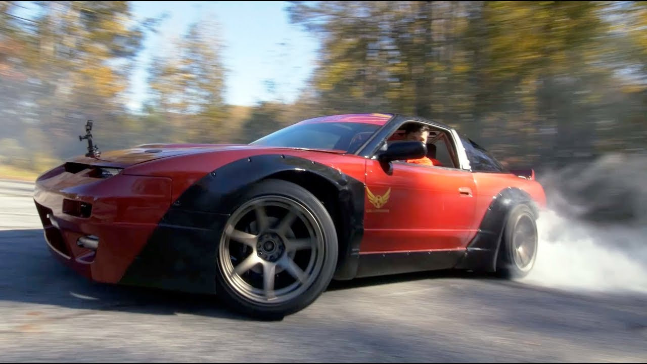 Rocket Bunny 240sx Review