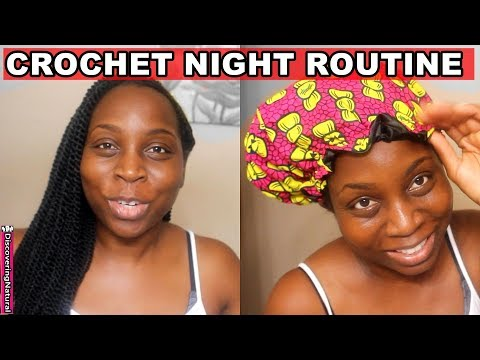 How to maintain your crotchet braids