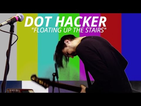 """Dot Hacker """"Floating Up The Stairs"""" LIVE at the BlindBlindTiger.com Speakeasy"""
