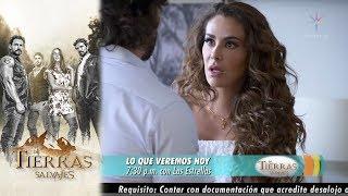 En Tierras Salvajes | Avance 23 de octubre | Hoy - Televisa