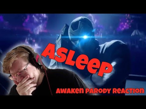 Perfect Meme Fest - ASLEEP | Awaken Parody| REACTION