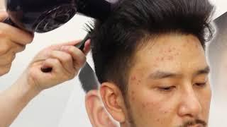 코리아나호텔 바버샵(Koreana Hotel Barber Shop) 퐁파두르 스타일