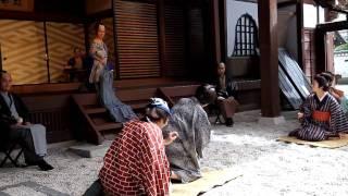 日本旅游 日光江戸村 南町奉行 Nikko Edo-mura Village