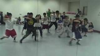 Boogiezone University 2009 - Mike Song - Nintendo Wii Choreography
