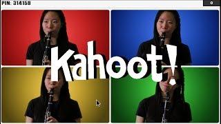 KAHOOT (Clarinet Cover)