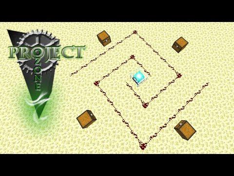 Minecraft Mods Project Ozone - PSEUDO INVERSION SIGIL [E36] (Modded HQM Sky Block)
