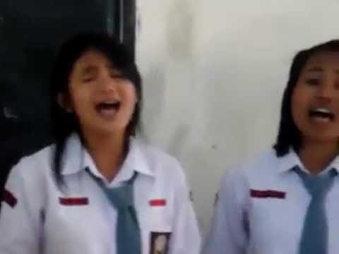 Wowoww Merinding, Lagu Haholongi Inang Mi Versi Anak SMA