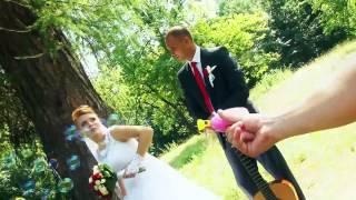 Крэативная свадьба на клип Дзідзьо 2014