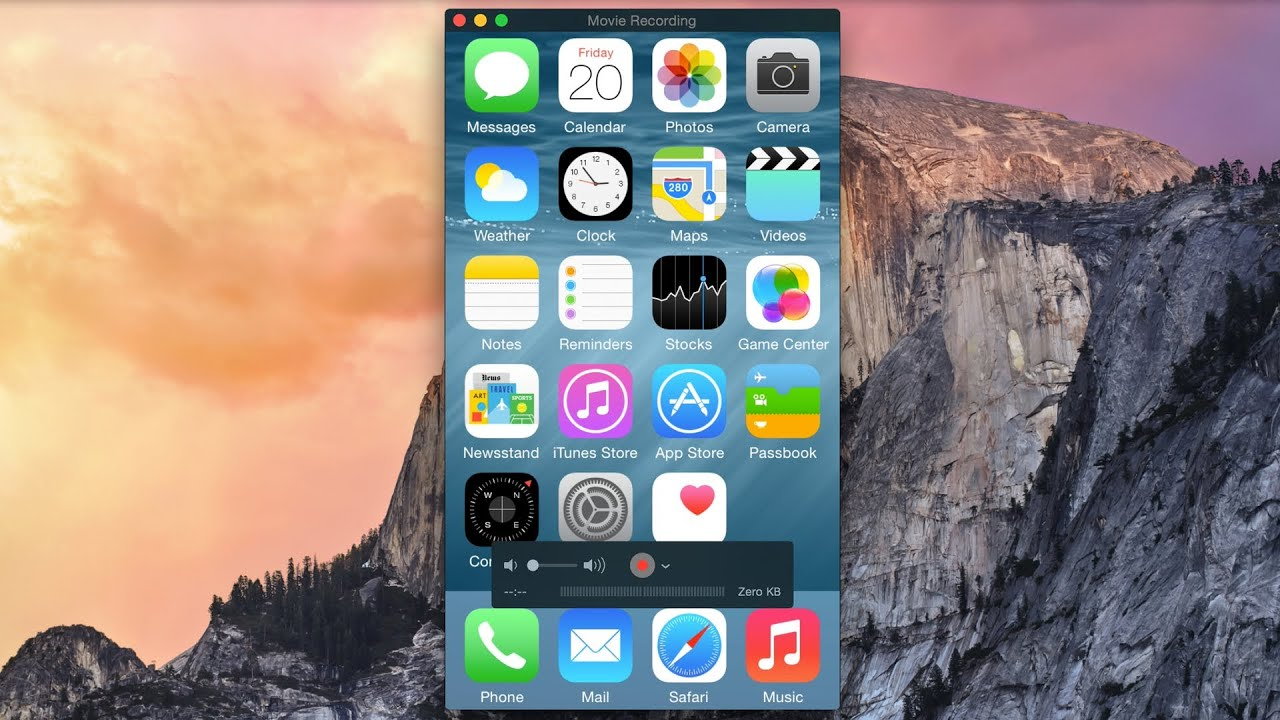 How to Record Your iPhone Screen on iOS 8 & 9