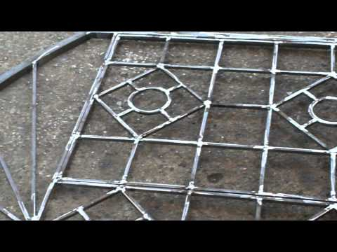 Fabricate Steel Window Grills...