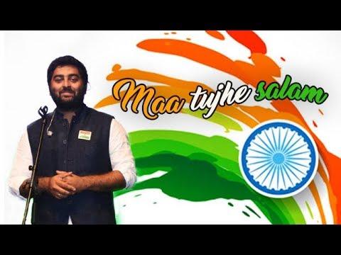Happy Independence Day | Jana Gana Mana | Vande Mataram | Arijit Singh
