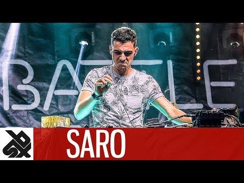 SARO | BILLIE JEAN (Beatbox Remix) | Live At World Beatbox Camp 2017 | WBC X FPDC