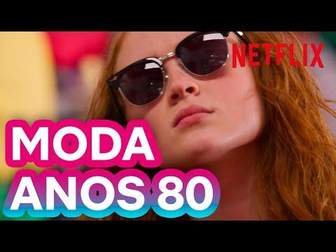 O grito de moda de Hawkins  Stranger Things  Netflix