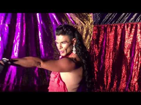 Destiny Haz Arrived, Black Nulla Cabaret, Koori Gras, Sydney, Feb 2017