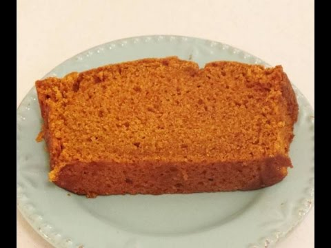Eggless Pumpkin Bread Recipe with Bloopers
