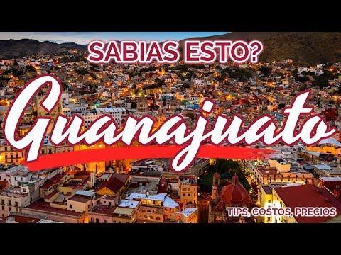 🐸 GUANAJUATO QUE HACER, COMO LLEGAR | LO QUE DEBES VISITAR | WHEN TRAVEL TO GUANAJUATO MEXICO