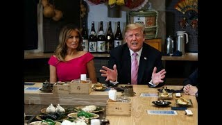 Golden State Times - President Donald Trump URGENT update from Japan with Shinzo Abe