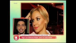 ¿Por qué José Andrés Caballero no tiene fotos de su novia en las redes sociales?