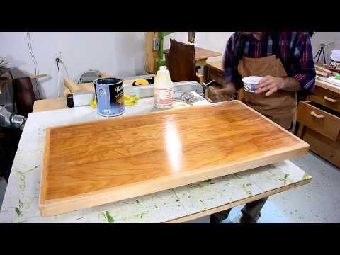 A simple varnish