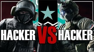 Every Ranked Match Has Hackers - Rainbow Six Siege