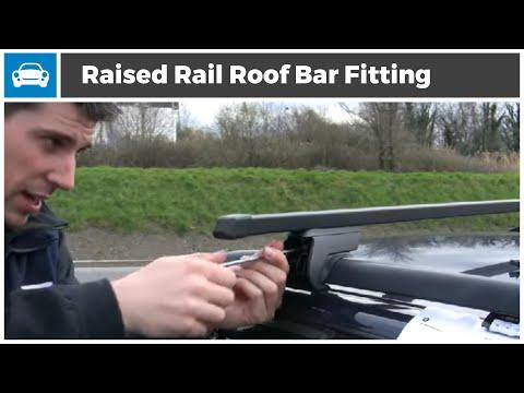 Summit SUM-L106 Roof Bar Fitting Kit Set of 4