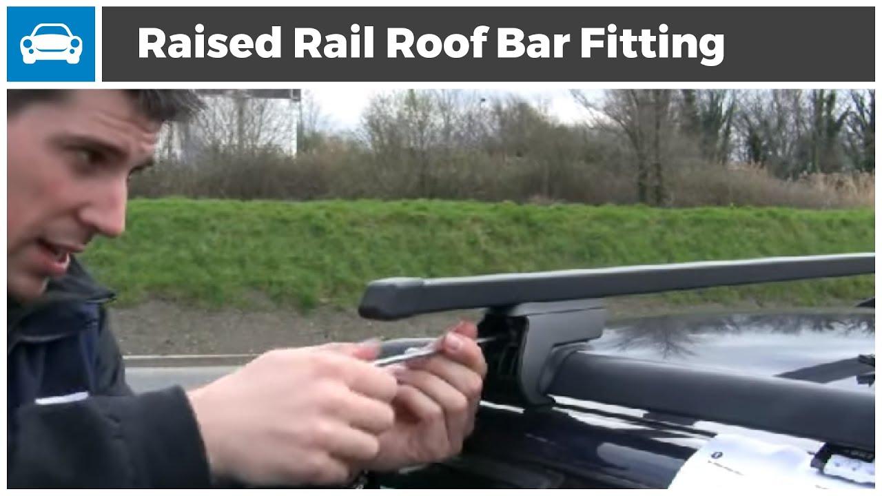 Roof Rack Fitting Demonstration